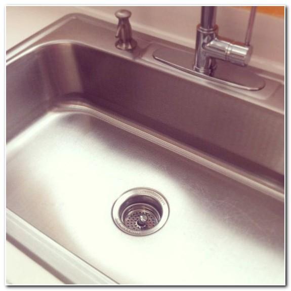 Best Stainless Steel Kitchen Sink Cleaner