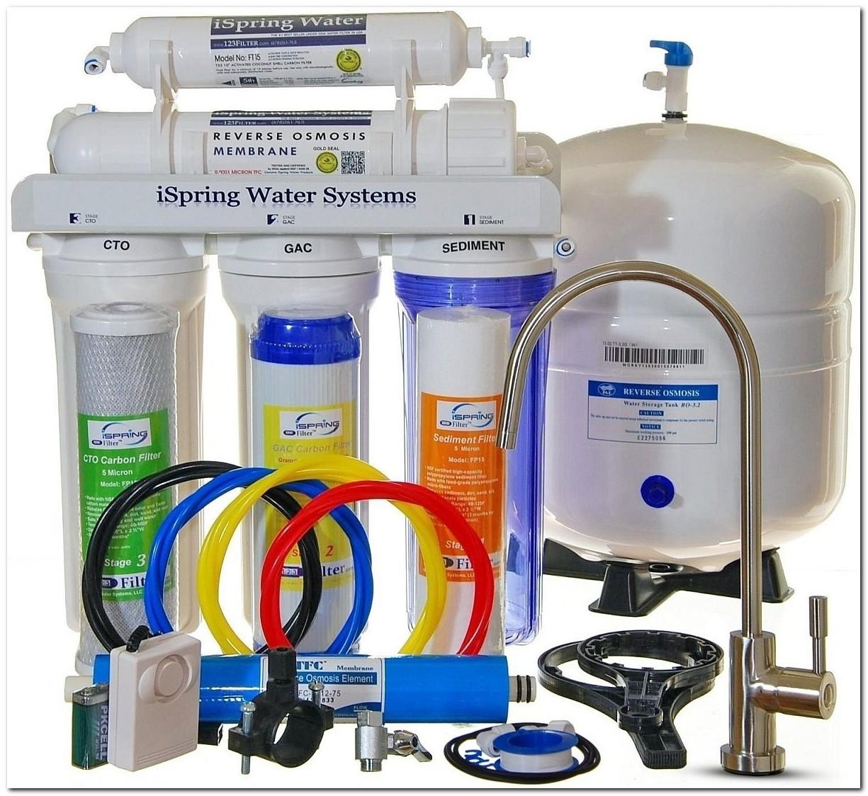 Best Under Sink Carbon Water Filter