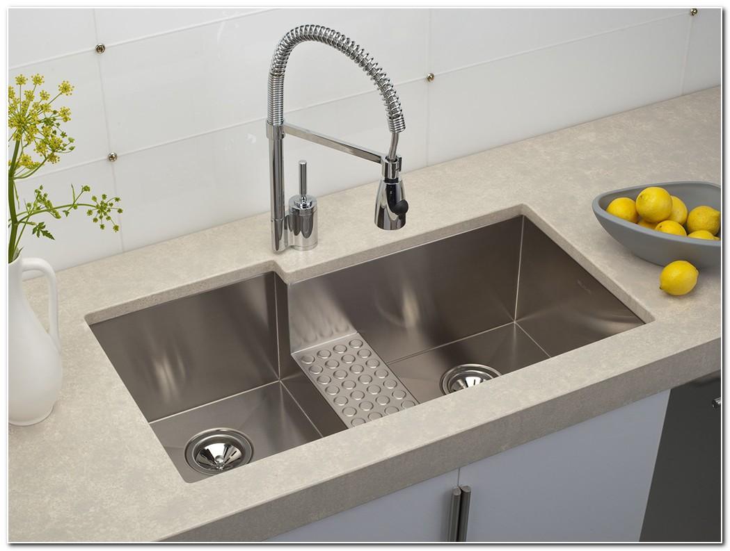 Best Undermount Kitchen Sink Stainless Steel