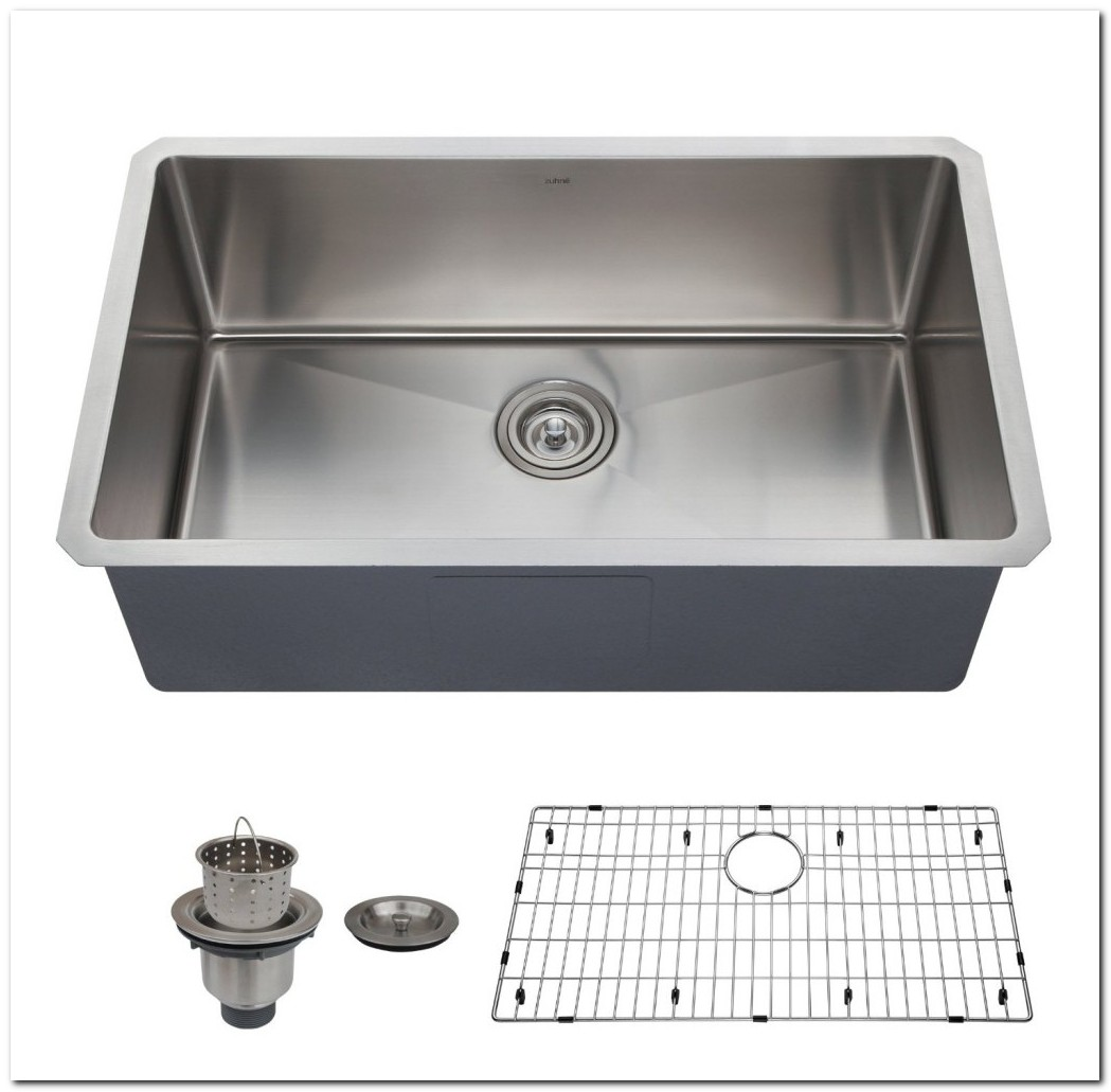 Best Undermount Kitchen Sinks Brand