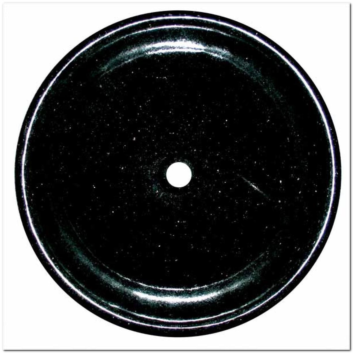 Black Galaxy Granite Vessel Sink