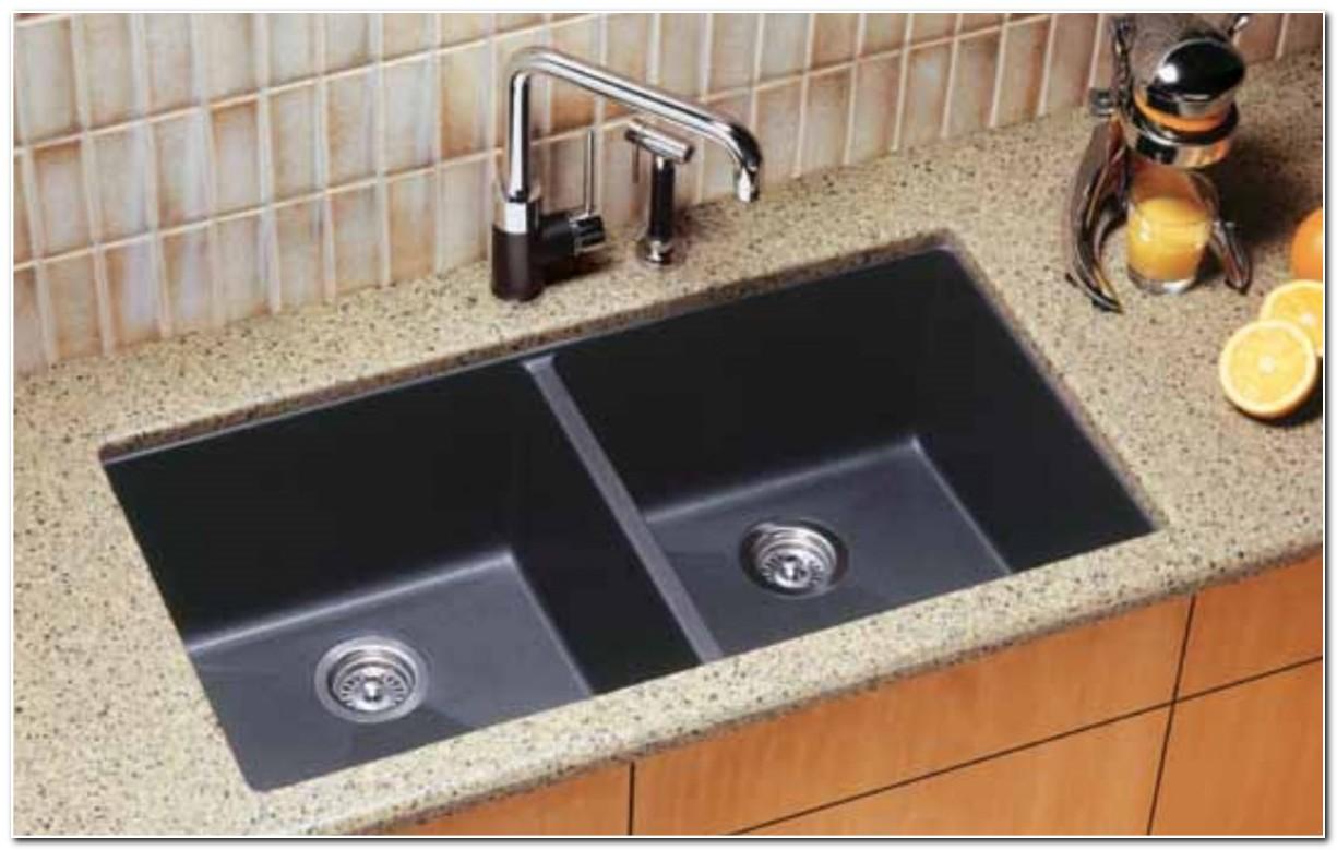 Blanco Granite Undermount Kitchen Sink