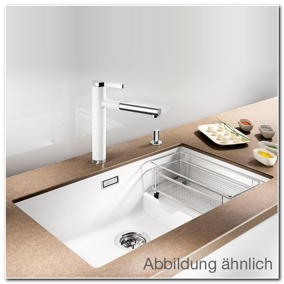 Blanco Silgranit Ii Undermount Sink