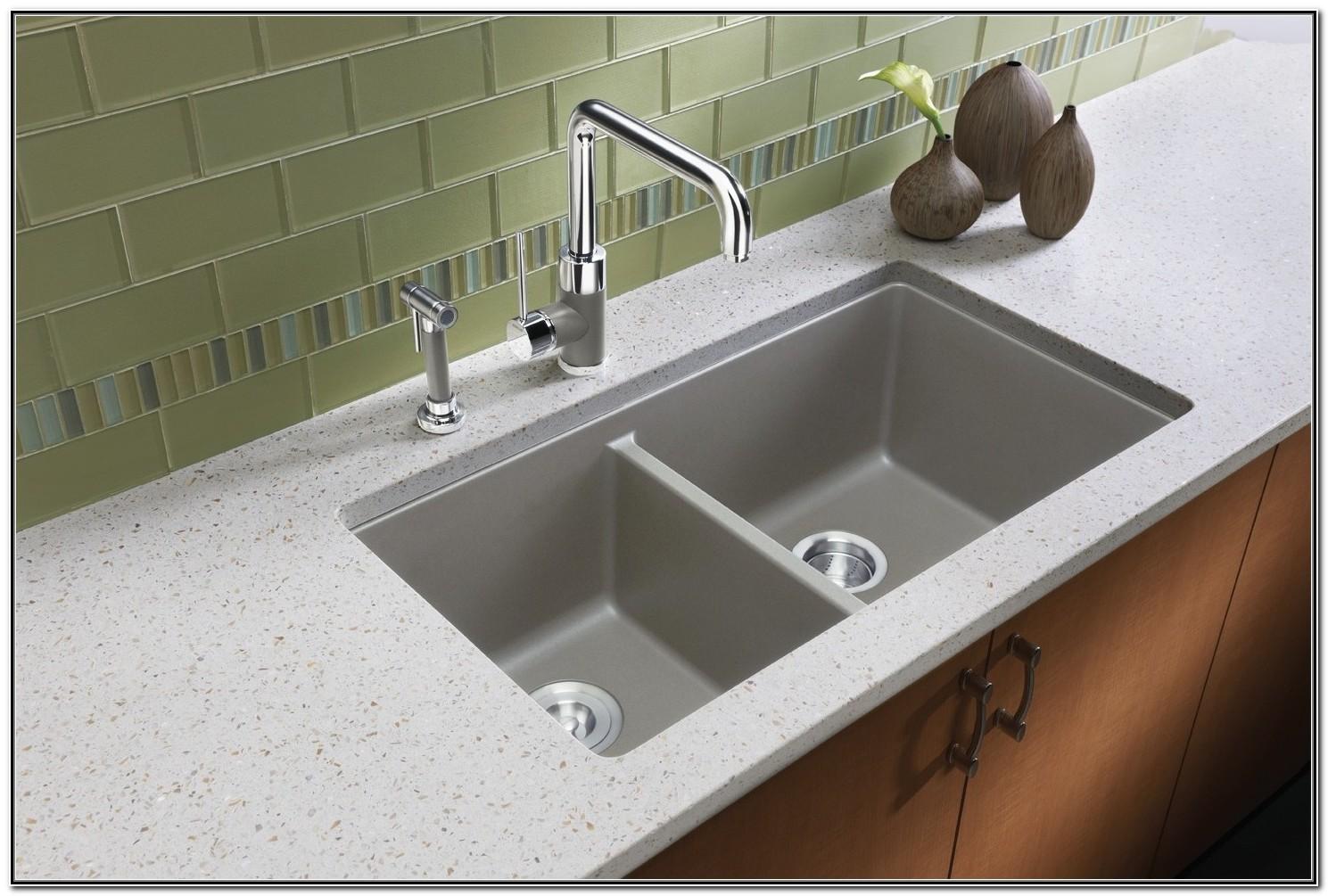 Blanco Silgranit Kitchen Sink Colors