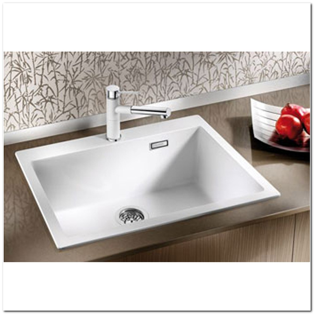 Blanco Silgranit Kitchen Sink Pleon 8