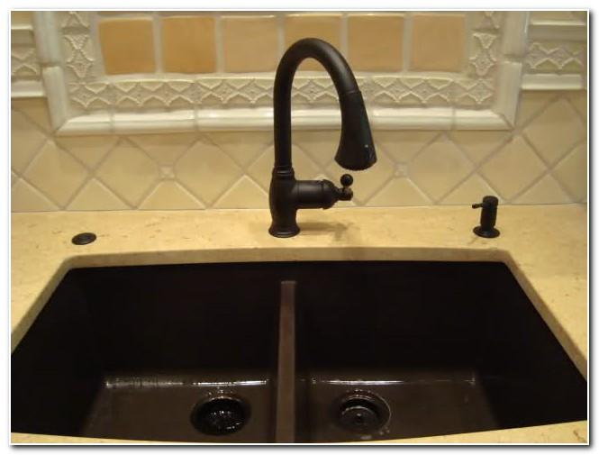 Blanco Silgranit Sink Cafe Brown