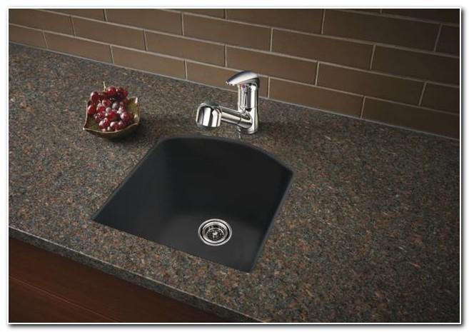 Blanco Silgranit Undermount Bar Sink