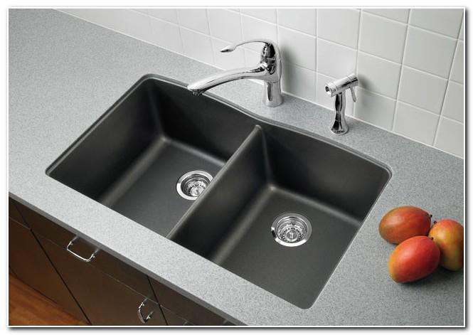 Blanco Silgranit Undermount Kitchen Sink