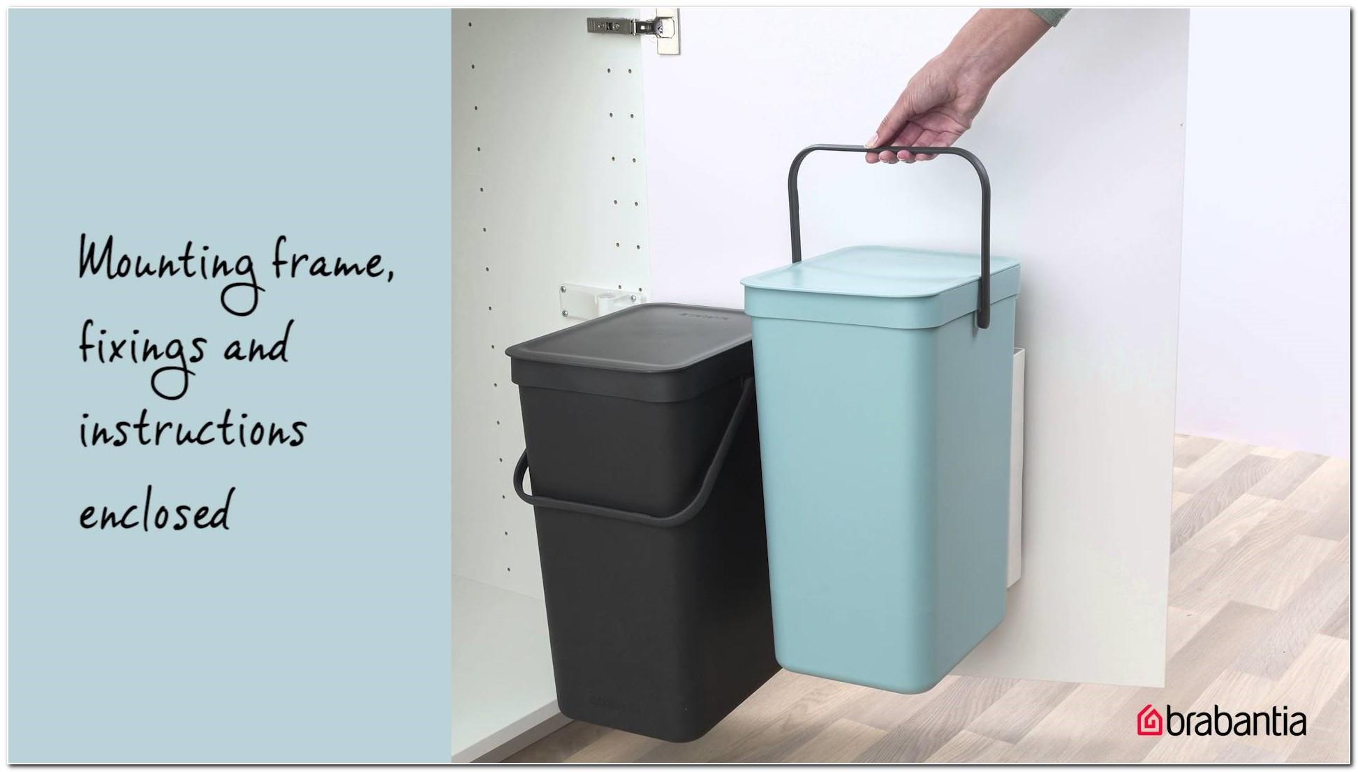 Brabantia Under Sink Waste Bins