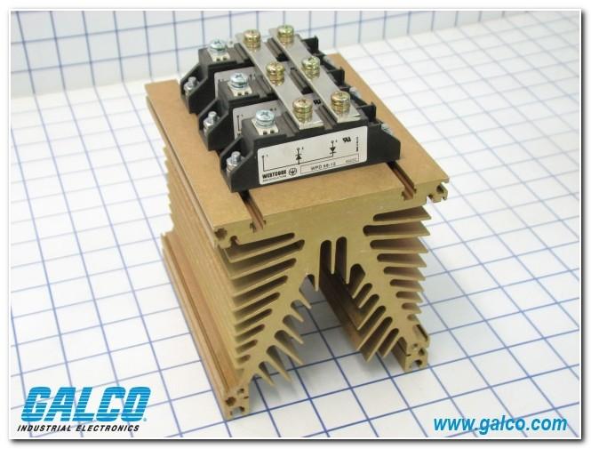 Bridge Rectifier Heat Sink Assembly