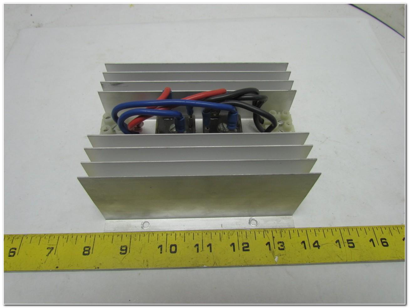 Bridge Rectifier Heat Sink Calculation