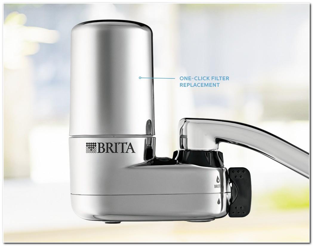 Brita Water Filter Faucet Mount