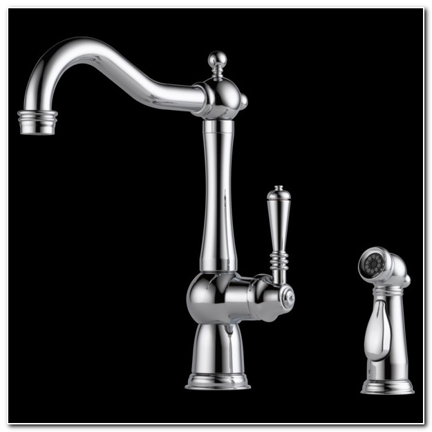 Brizo Tresa Single Handle Kitchen Faucet