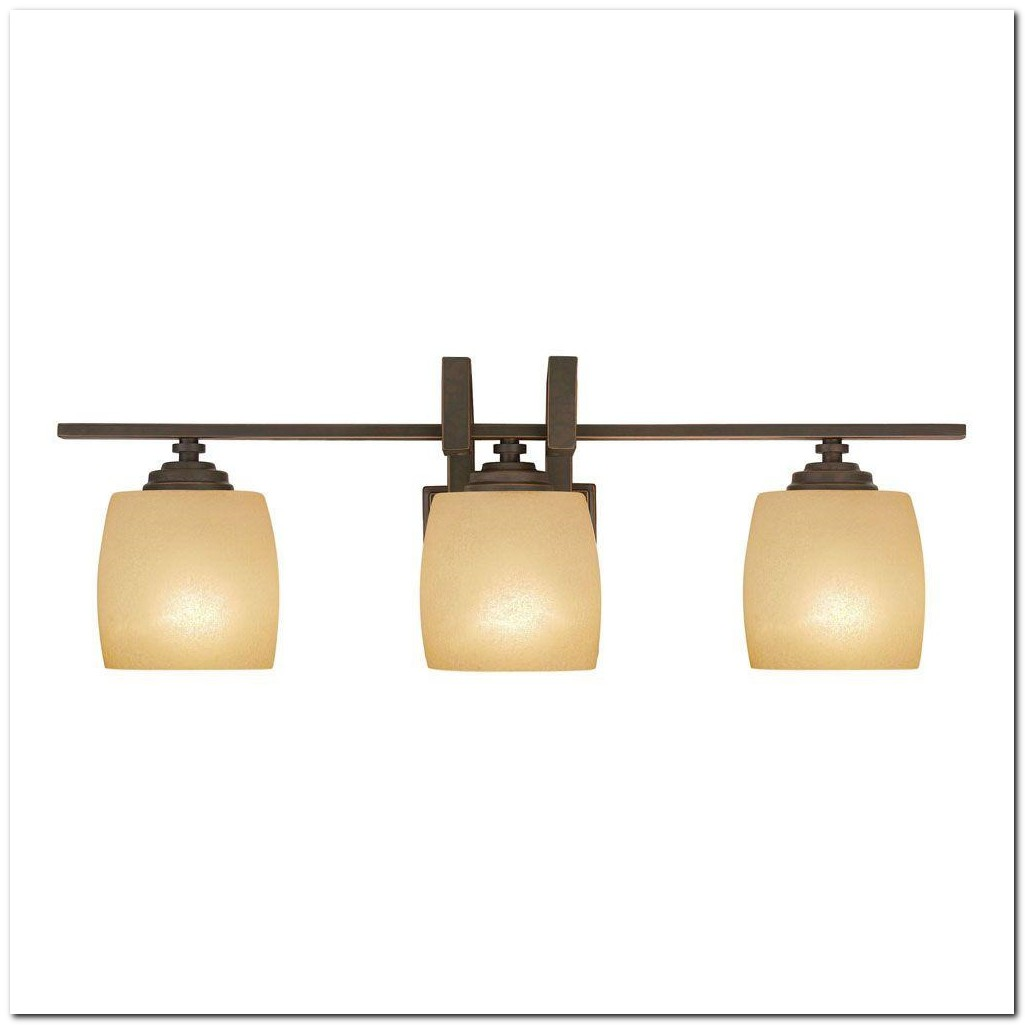 Bronze Light Fixtures For Bathroom