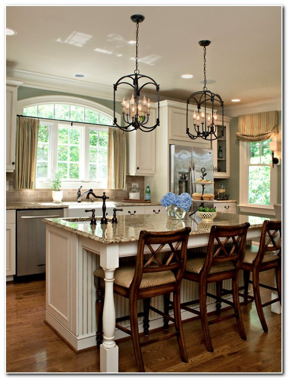 Bronze Light Fixtures For Kitchen