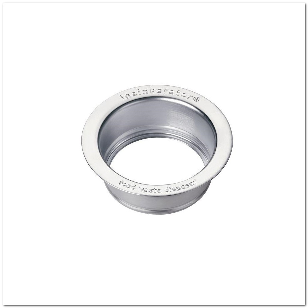 Brushed Stainless Steel Sink Flange