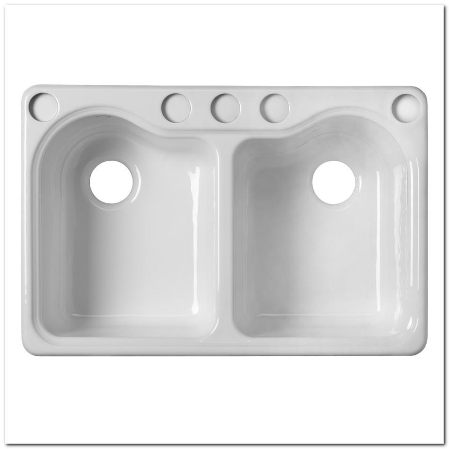 Cast Iron Kitchen Sink Undermount