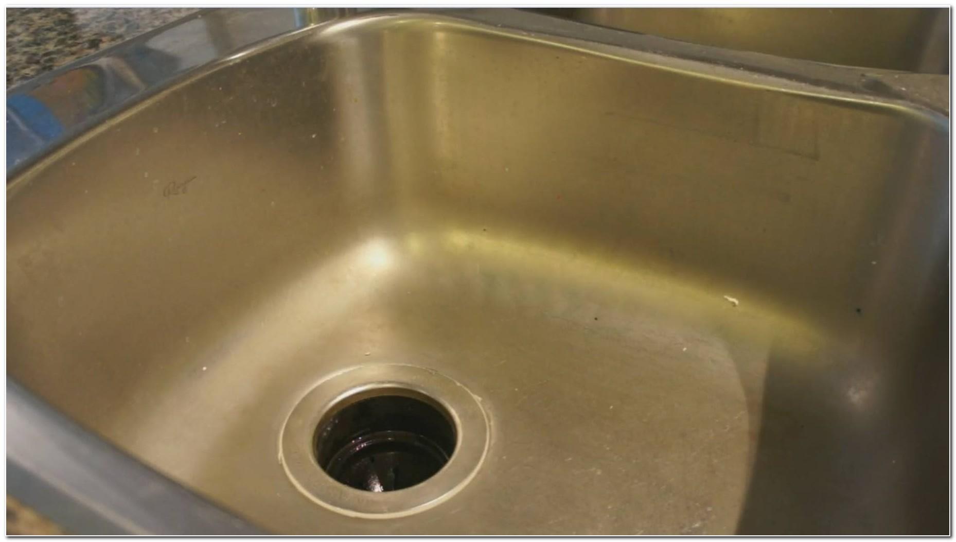 Caulk For Kitchen Sink Drain