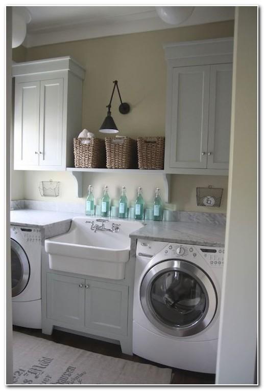 Ceramic Utility Sink With Legs