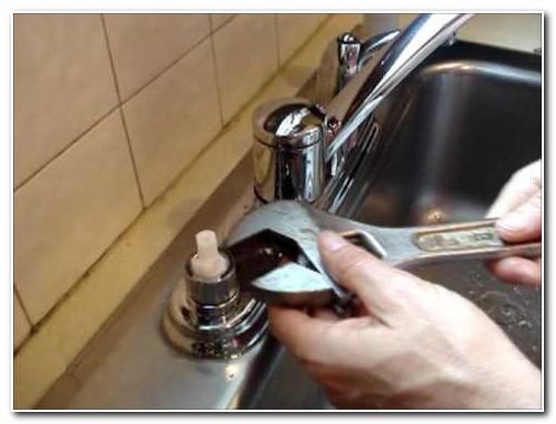 Change Cartridge Moen Kitchen Faucet