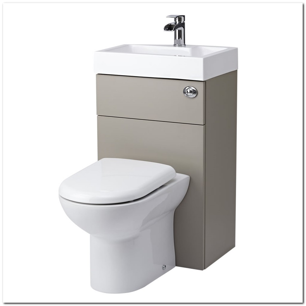 Combined Toilet And Sink Units