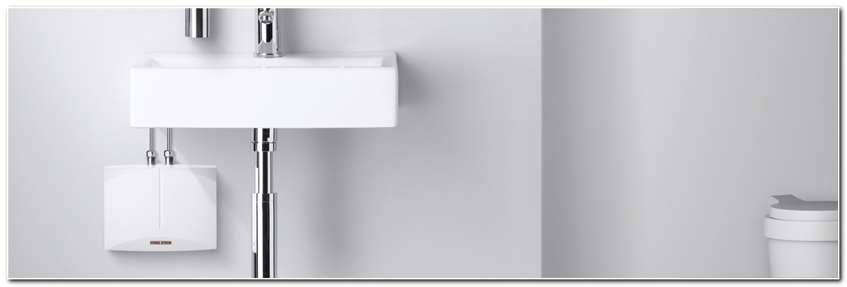 Compact Under Sink Electric Water Heater