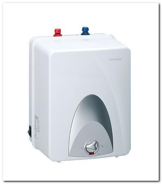Compact Under Sink Water Heater