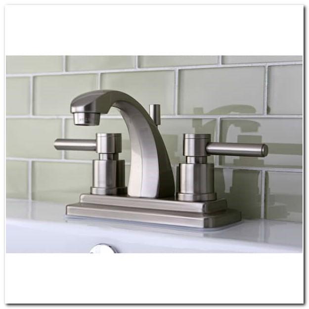 Concord 4 Inch Centerset Bathroom Faucet