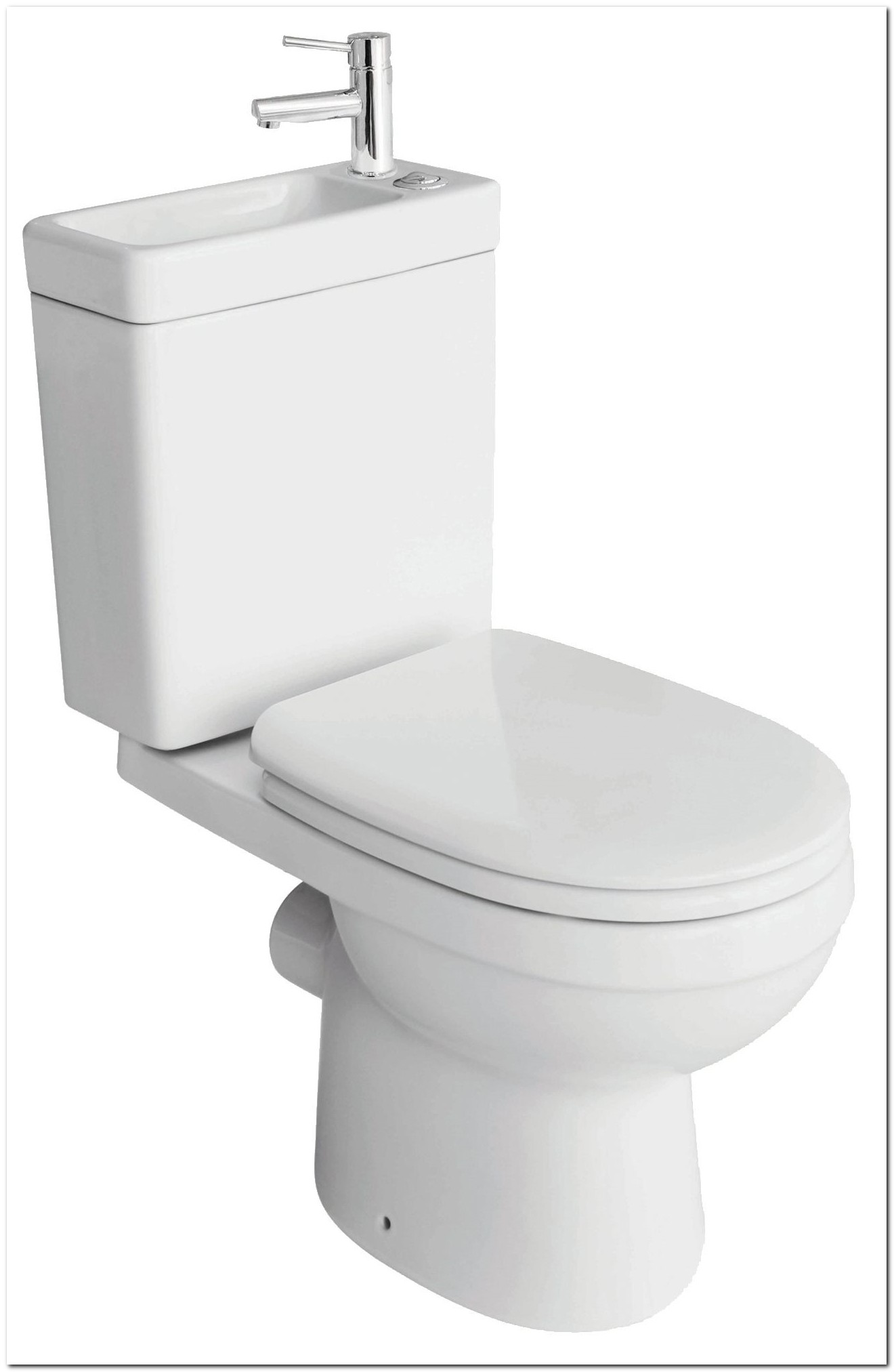 Cooke And Lewis Toilet And Sink Combined
