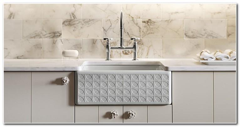 Copper Apron Front Sink Kohler