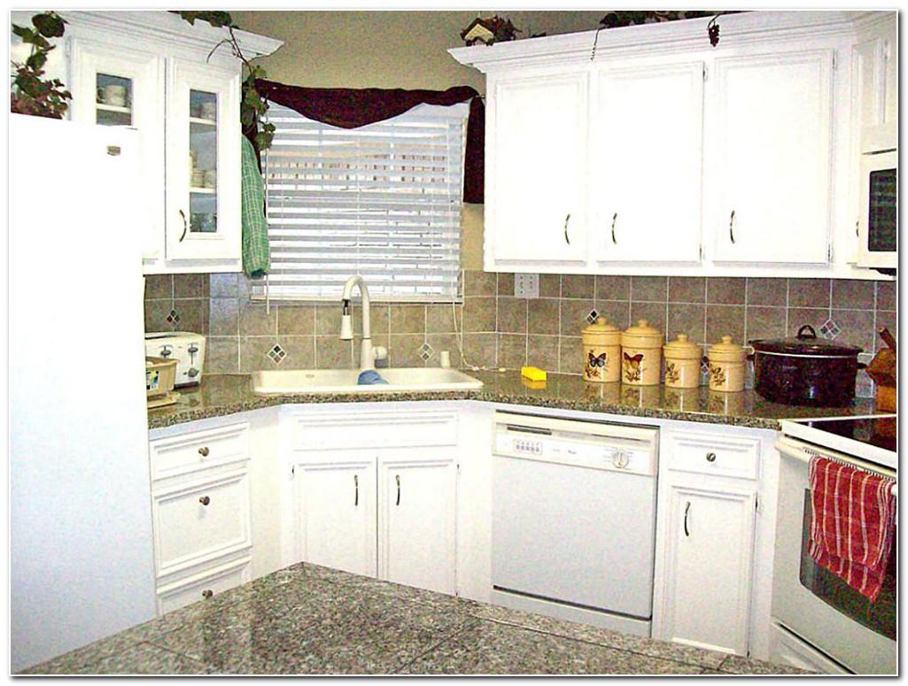 Corner Sinks In Small Kitchens