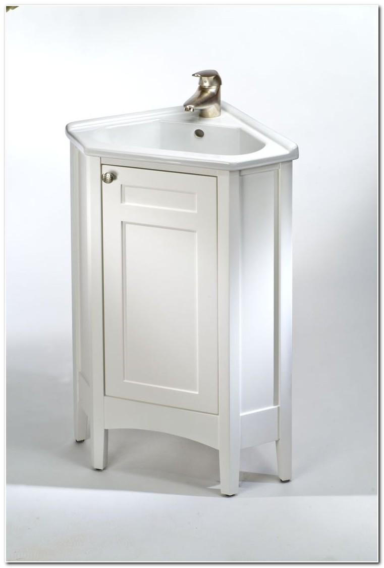 Corner Vanity Sinks For Small Bathrooms