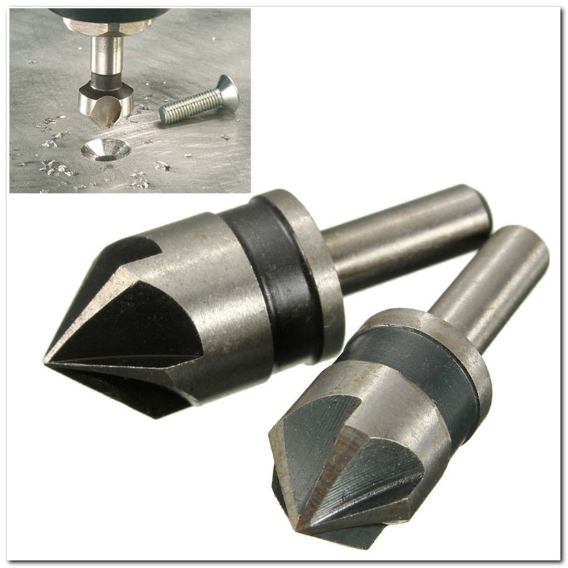 Countersink Drill Bit For Metal