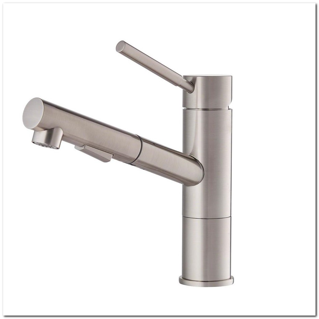Danze Single Handle Kitchen Faucet Leaking