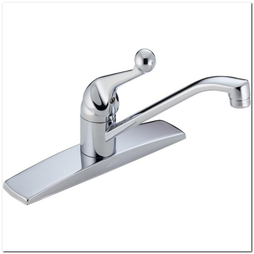 Delta Kitchen Faucet Single Handle