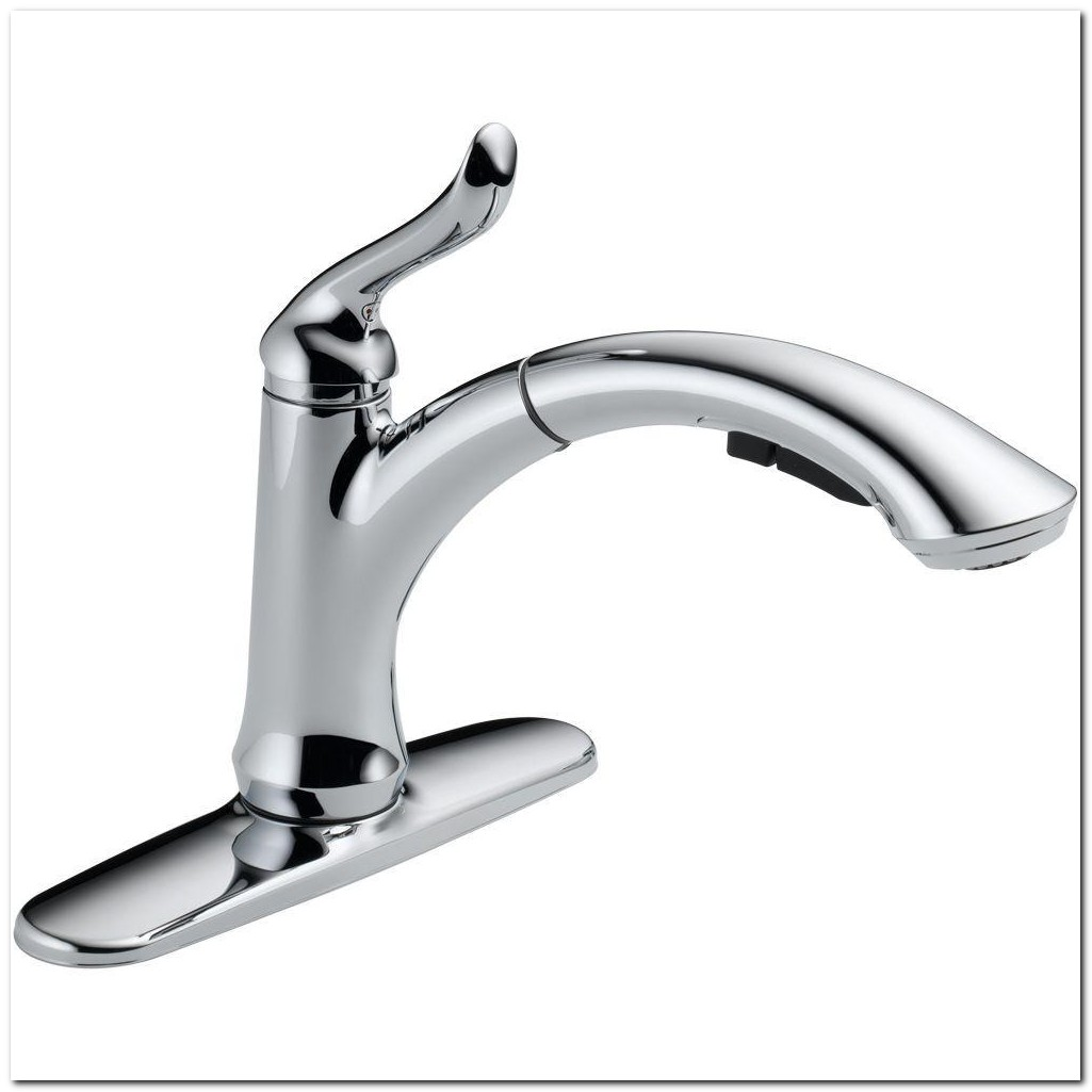 Delta Low Profile Kitchen Faucet