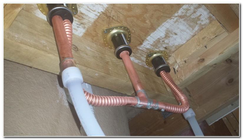 Delta Roman Tub Faucet Installation
