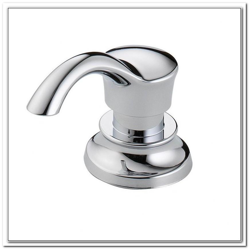 Delta Under Sink Soap Dispenser Bottle