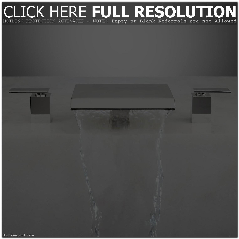Delta Waterfall Roman Tub Faucet