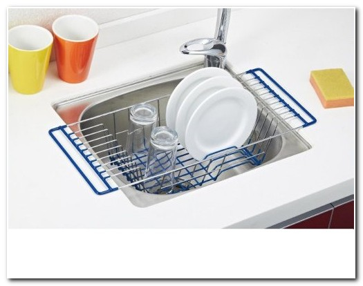 Dish Drainer For Small Sink