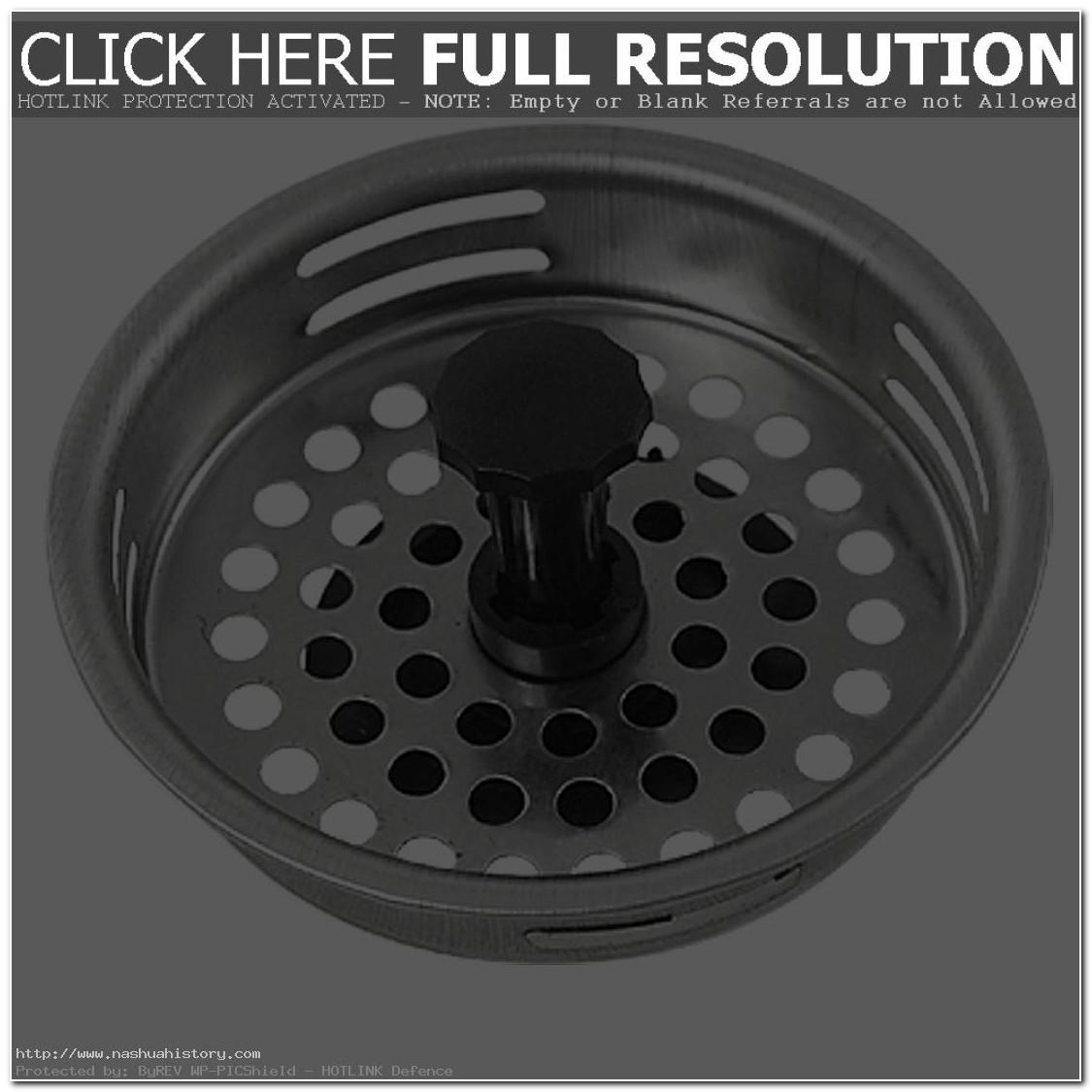 Drain Plug For Kitchen Sink