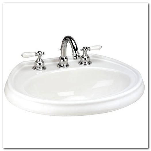 Drop In Bathroom Sinks Menards