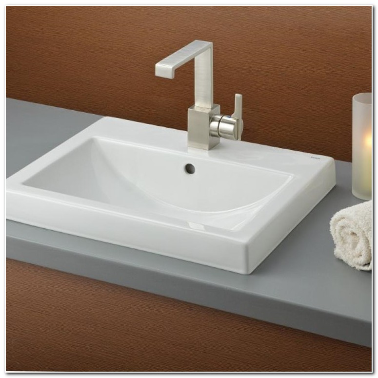 Drop In Bathroom Sinks Uk