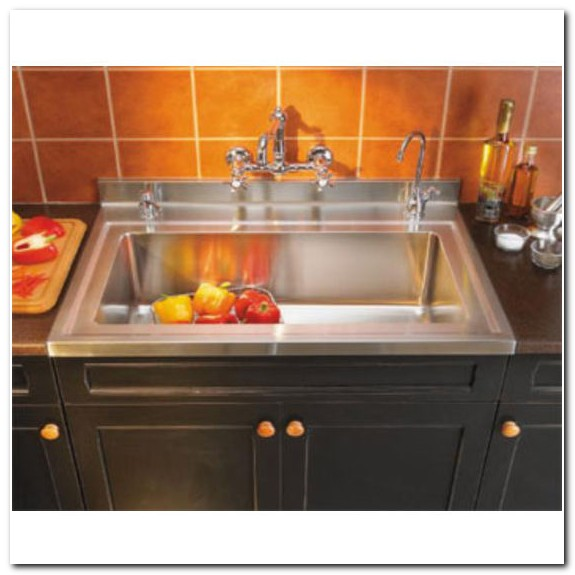 Drop In Stainless Farm Sink