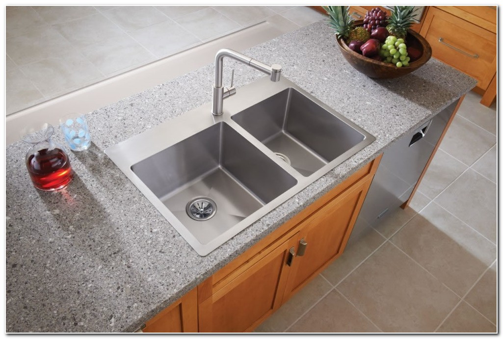 Drop In Stainless Steel Kitchen Sink