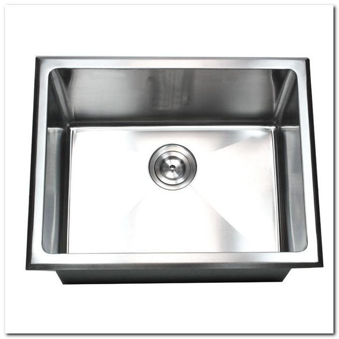 Drop In Stainless Utility Sink