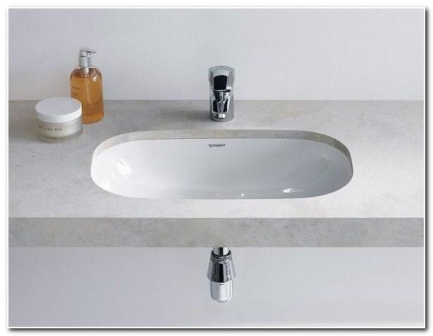 Duravit Happy D Undermount Sink