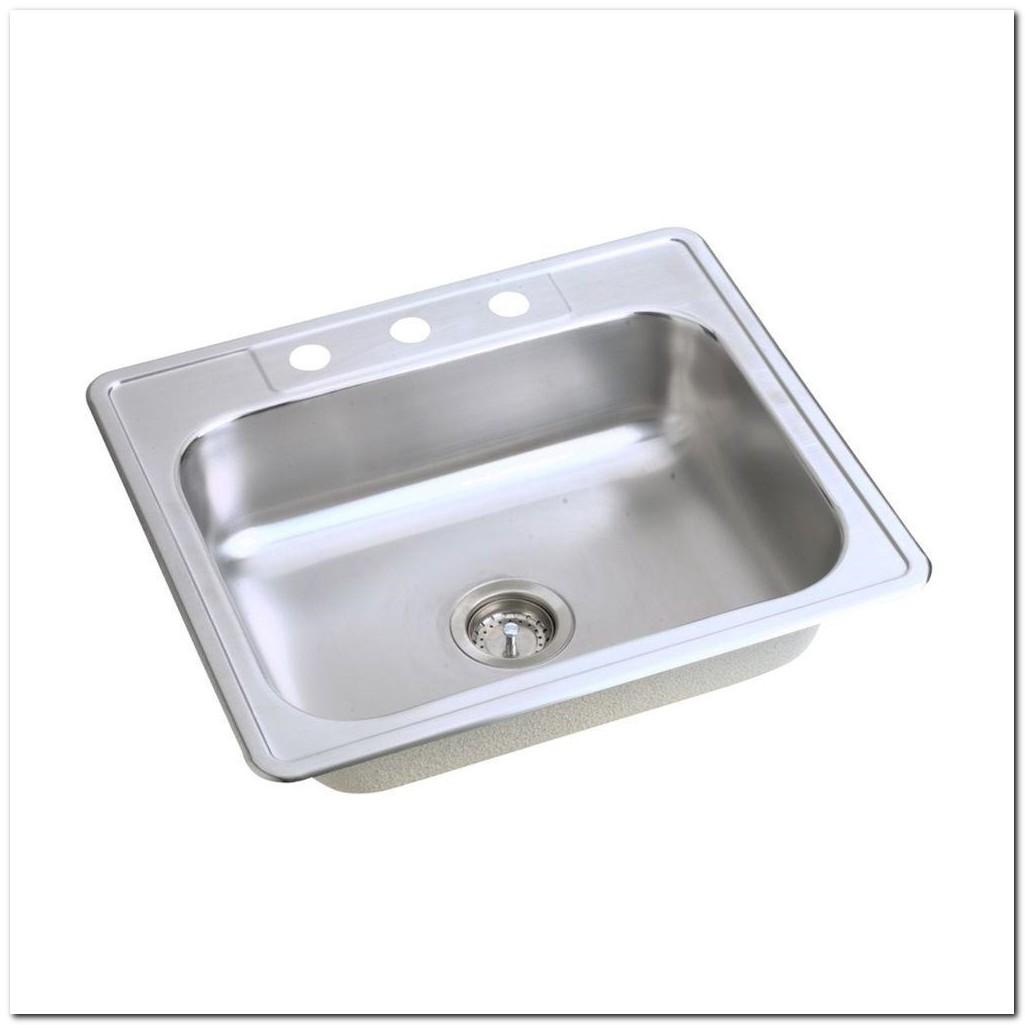 Elkay Dayton Single Bowl Sink