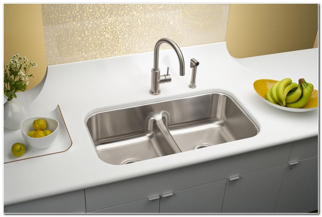 Elkay Gourmet Double Bowl Sink