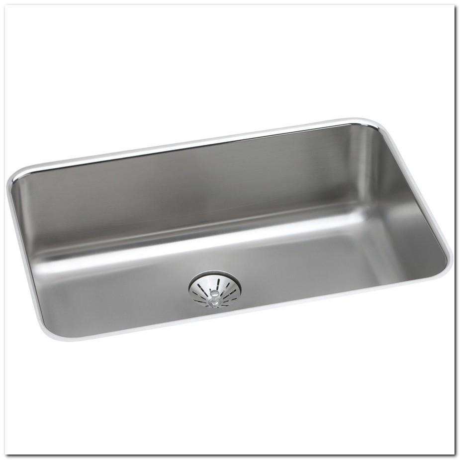 Elkay Gourmet Undermount Kitchen Sink